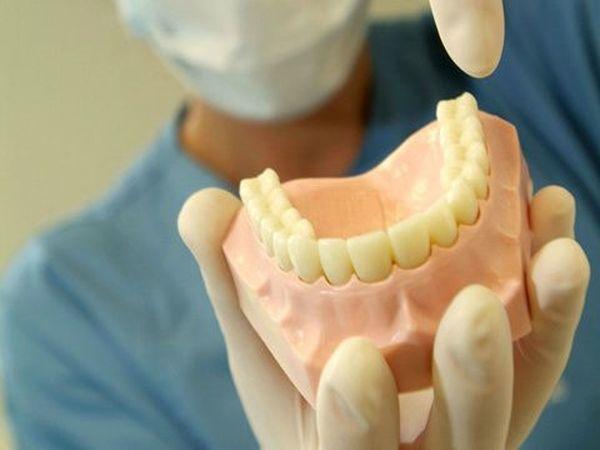 Прайс ортопедической стоматологии