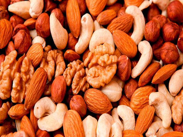 Орешки и семечки