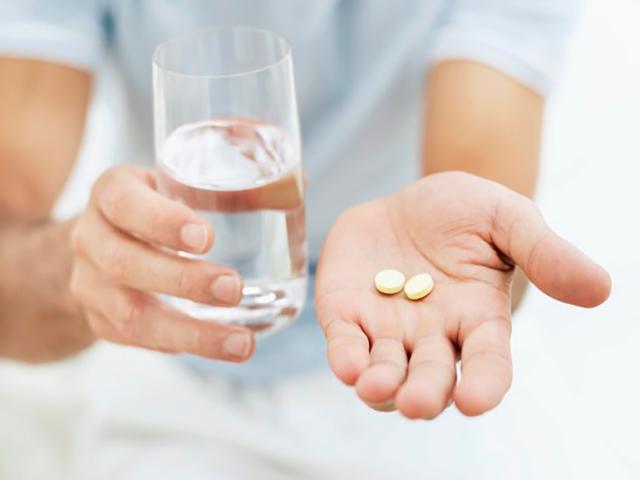 Аспирин при зубной боли