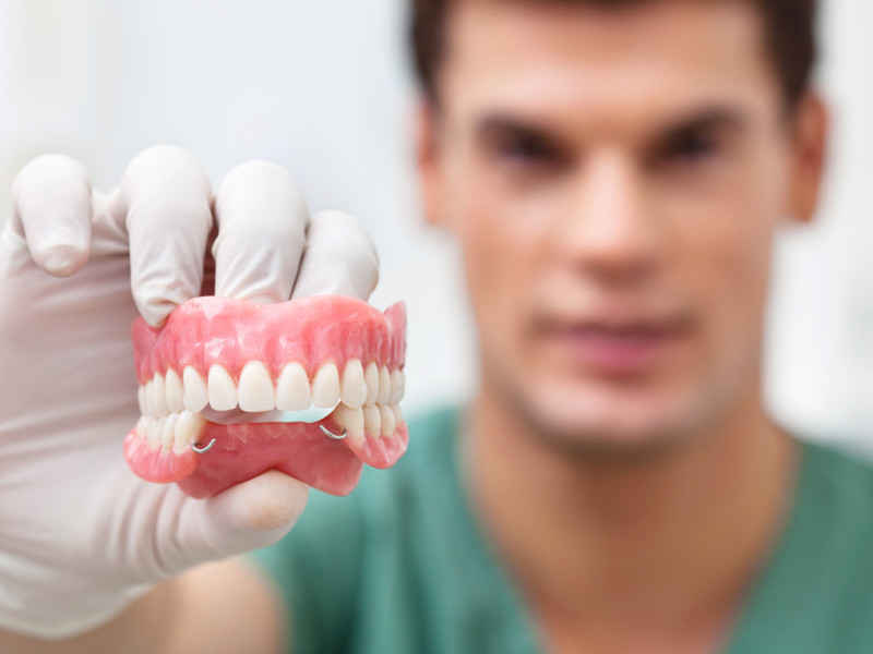 Съемное протезирование в стоматологии