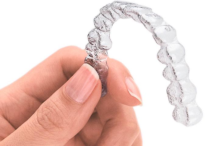 Стоматологические каппы